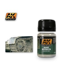 AK015 DUST EFFECTS  - Weathering Products (35 ml)