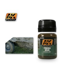 AK016 FRESH MUD EFFECTS  - Weathering Products (35 ml)