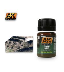 AK023 DARK MUD EFFECTS  - Weathering Products (35 ml)