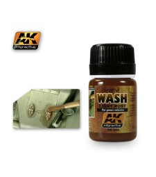 AK046 LIGHT RUST WASH  - Weathering Products (35 ml)