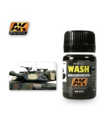 AK075 WASH FOR NATO VEHICLES  - Weathering Products (35 ml)