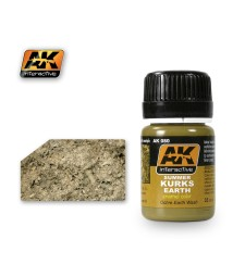 AK080 SUMMER KURSK EARTH EFFECTS  - Weathering Products (35 ml)