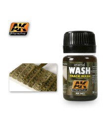 AK083 TRACK WASH  - Weathering Products (35 ml)