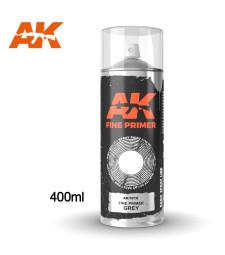 AK1010 Fine Primer Grey - Spray 400ml
