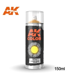 AK1023 Dunkelgelb color - Spray 150ml