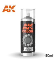 AK1027 Panzergrey (Dunkelgrau) color - Spray 150 ml
