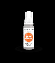 AK11012 Sky Grey (17 ml) - 3rd Generation Acrylic