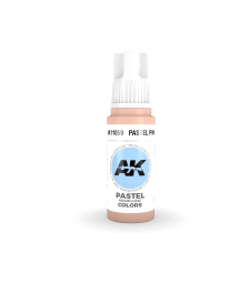 AK11059 Pastel Pink (17 ml) - 3rd Generation Acrylic