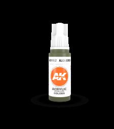 AK11152 Alga Green (17 ml) - 3rd Generation Acrylic
