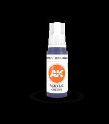 AK11179 Ultramarine (17 ml) - 3rd Generation Acrylic
