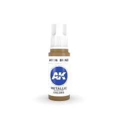 AK11196 Bronze (17 ml) - 3rd Generation Acrylic