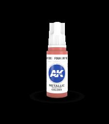 AK11203 Foundry Red (17 ml) - 3rd Generation Acrylic