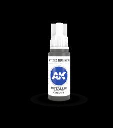 AK11212 Gun Metal (17 ml) - 3rd Generation Acrylic