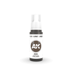 AK11229 Burnt Umber INK (17 ml) - 3rd Generation Acrylic