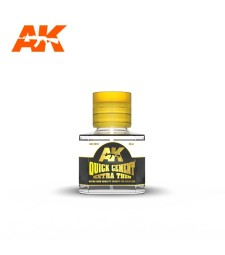 AK12001 Extra Thin Quick Cement (40 ml)