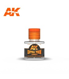 AK12002 Extra Thin Cement (40 ml)