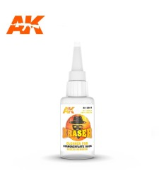 AK12017 ERASER – CLEANER FOR CYANOCRYLATE GLUE EXCESS REMOVER (20 g)