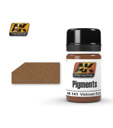 AK141 VIETNAM EARTH  (35 ml) - Pigment Colors