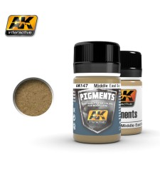 AK147 MIDDLE EAST SOIL  (35 ml) - Pigment Colors