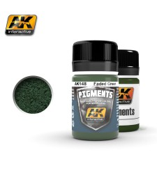 AK148 FADED GREEN  (35 ml) - Pigment Colors