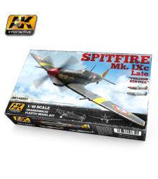 AK148001 SPITFIRE Mk. IX C. LATE