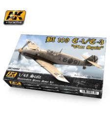 """1:48 BF 109 E-1 / E-3 """"Over Spain"""""""