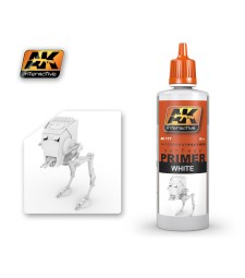 AK177 WHITE PRIMER (60 ml)