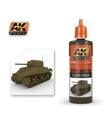 AK182 OLIVE DRAB PRIMER (60 ml)