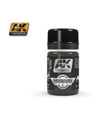 AK2032 GREASE SHAFTS & BEARINGS (35 ml)  - Air Weathering Product