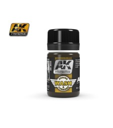 AK2033 WASH FOR AIRCRAFT ENGINE (35 ml)  - Air Weathering Product