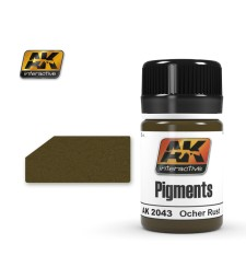 AK2043 OCHER RUST  (35 ml) - Pigment Colors