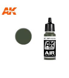 AK2242 AMT-4 (A-24m) Green - Air Series Acrylic Paints (17 ml)