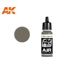 AK2248 A-21m Light Yellowish Brown - Air Series Acrylic Paints (17 ml)