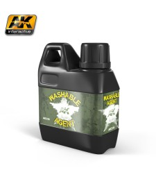AK236 WASHABLE AGENT - Acrylic Auxiliary Products (100 ml)