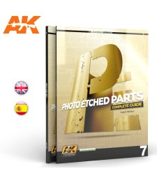 AK244 PHOTOETCH PARTS (AK LEARNING SERIES Nº7)
