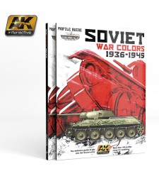 AK270 SOVIET WAR COLORS PROFILE GUIDE
