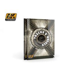 AK274 BOOK Tracks & Wheels (Ak Learning Series Nº3)