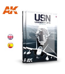 AK278 USN LEGENDARY JETS (English)
