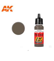 AK3004 Stone Grey / Black Uniform Dark Light - Figure Series Acrylic Paints (17 ml)