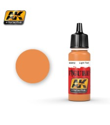 AK-3012 LIGHT FLESH - Figure Series Acrylic Paints (17 ml)