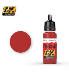 AK-3014 SHADOW FLESH - Figure Series Acrylic Paints (17 ml)