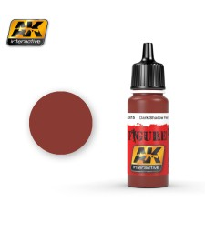 AK-3015 DARK SHADOW FLESH - Figure Series Acrylic Paints (17 ml)