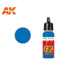 AK3069 Intense Blue - Figure Series Acrylic Paints (17 ml)