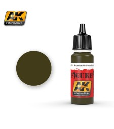 AK3123 Russian Uniform Shadow - Figure Series Acrylic Paints (17 ml)