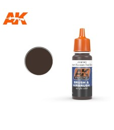 AK4143 Red Brown - Blue Label Acrylic Paints (17 ml)