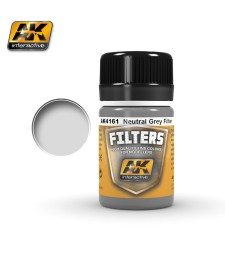 AK4161 NEUTRAL GREY FILTER   - Weathering Products (35 ml)