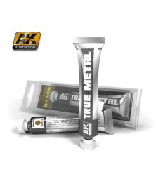 AK460 TRUE METAL BRASS  (20 ml) - True Metal Waxes