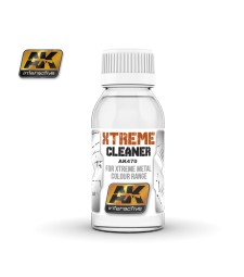AK470 XTREME CLEANER for Xtreme Metal Colour Range  (100 ml)