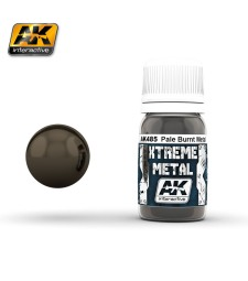 AK485 XTREME METAL PALE BURNT METAL  (30 ml) - Xtreme Metal Color