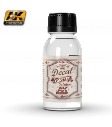 AK582 DECAL ADAPTER SOLUTION (100 ml)  - Auxiliary Products